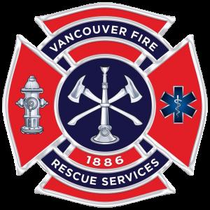 Vancouver Fire Rescue Service logo